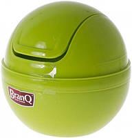 Ведро мусорное мини Ball 0.5 литров от BranQ