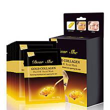 Dear She Gold Collagen Original (Золотая маска для лица)