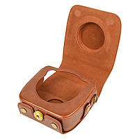 Кожаный чехол для камеры Fuji SQ10 Fujifilm Instax Square