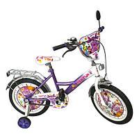 Детский Велосипед 2-х колесный Лунтик 12