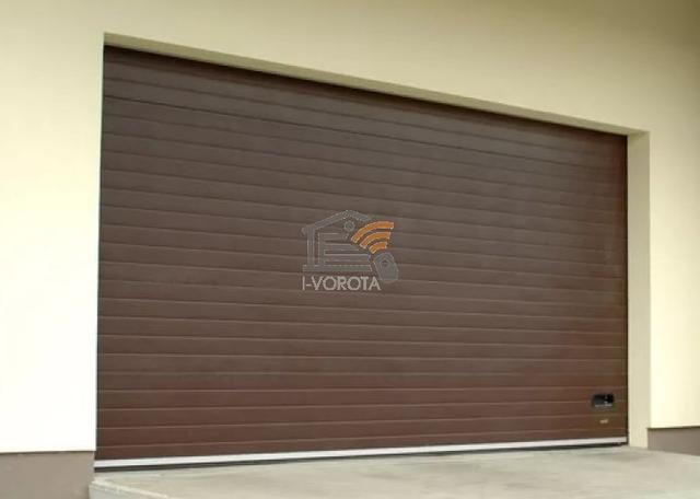 бетонная перемычка над гаражными воротами