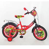 Детский Велосипед 2-х колесный Нинзя 12