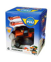 "Трансформер транспорт 83168-3 ""Robocar POLI"" кор.15,3*11,2*12,8 /96/"