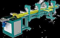 Пресс для сращивания по длине LP-4500 (полуавтоматический)