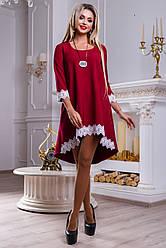 Расклешеное женское платье Разные цвета