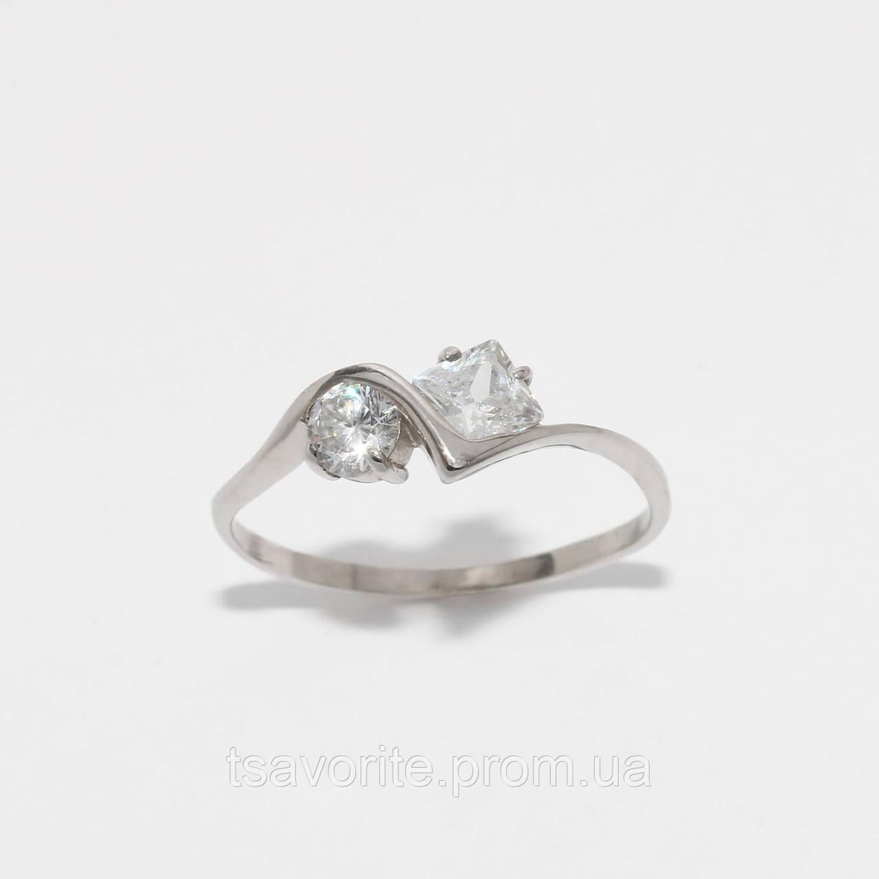 Серебряное кольцо 174КЮ
