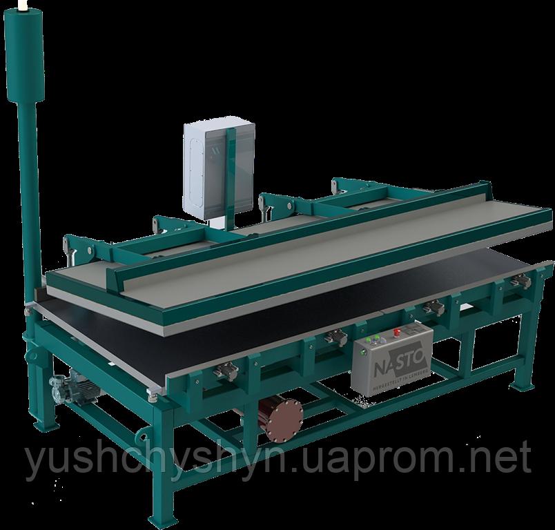 Горячий гидравлический пресс NST HP 3100 NASTO (Насто)