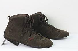 Женские ботинки   ESPRIT натур замш размер 38