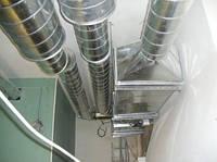 Оценка стоимости систем вентиляции. Киев