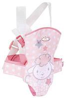 Zapf Creation Переноска рюкзак кенгуру для куклы пупса Беби Анабель Baby Annabell 700334