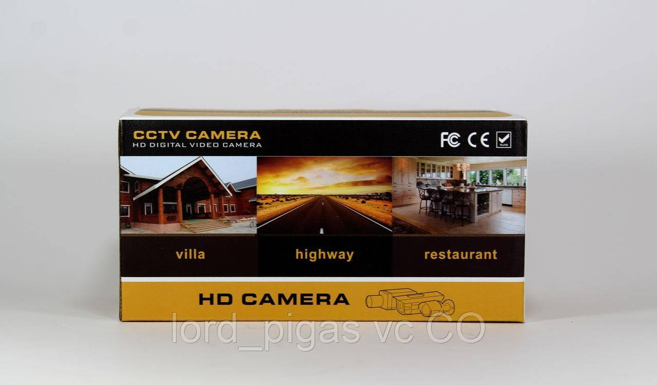 Камера CAMERA 635 IP 1.3 mp уличная  50