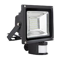 Лампочка LED LAMP 20W Прожектор с датчиком движения  20