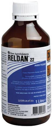 Инсектицид Релдан 22 Dow - 5 л, фото 2