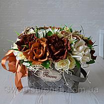 """Букет из конфет для сына """"С Днем рождения"""", фото 2"""