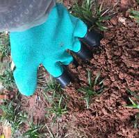 Перчатка с когтями для сада GARDEN GLOVE  120