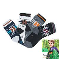 Махровые носки детские для мальчиков XL Корона 2530drn