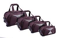 """Комплект дорожных сумок на колесах фирмы """"MERCURY 2"""" 4в1"""