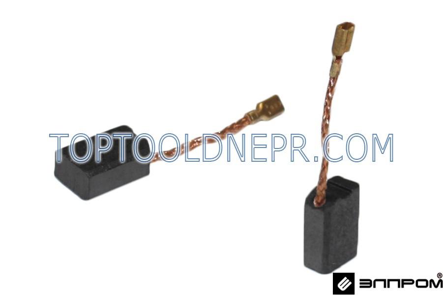 Угольная щетка Элпром 125/1400 6х10 мама