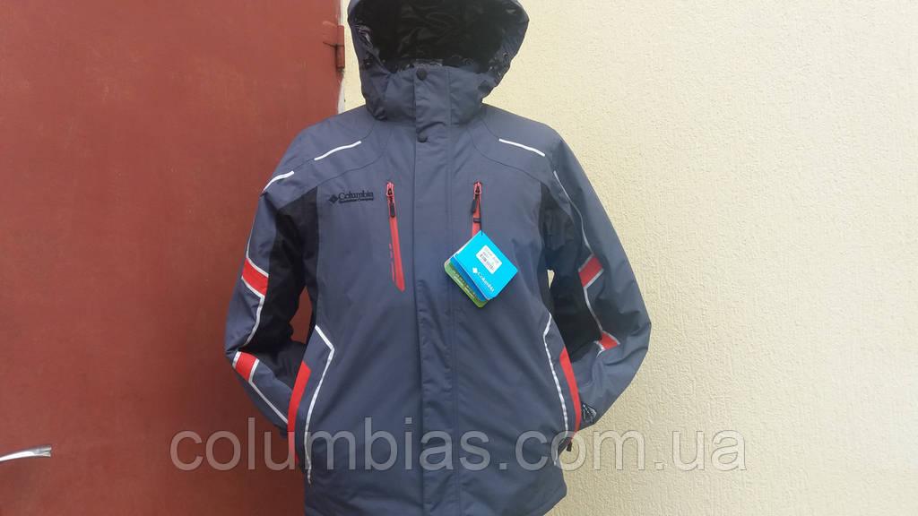 Зимняя мужская горнолыжная куртка Columbua  продажа, цена в ... 72463a47181
