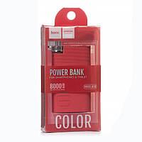 POWER BANK HOCO B30 8000mAh Red, фото 1