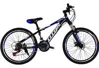 Горный подростковый велосипед Titan Smart 24 (2018) DD new