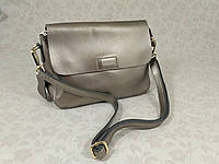 """Женская кожаная сумка """"Синди 1 Silver"""", фото 1"""