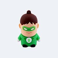 USB флешка 4 ГБ Super Hero Green Lantern