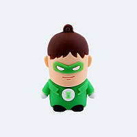 USB флешка 4 ГБ Super Hero Green Lantern