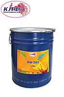 Лак ПФ-283 ГОСТ 5470-75, лак глянцевый для дерева, мебели и металла