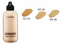 Тональный крем MAC Face and Body Foundation 120мл