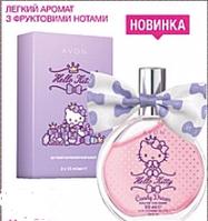 Детская туалетная вода Avon Hello Kitty
