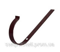 Bryza Держатель желоба (Крюк) прямой металлический