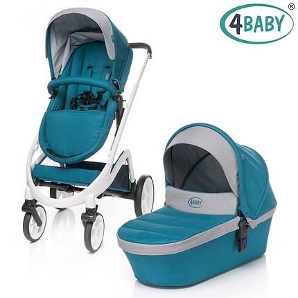 Детская коляска 4 Baby  Cosmo Duo 2в1 , фото 2