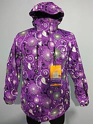 Женская горнолыжная (лыжная) куртка Snow headquarter c Omni-Heat