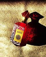 Женские восточные масляные духи без спирта Attar Collection Diva 10ml