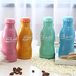 Термос, бутылка Cola Bottle (мятный цвет-260 мл.), фото 3