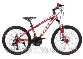 Горный подростковый велосипед Titan Flash 24 (2018) DD new