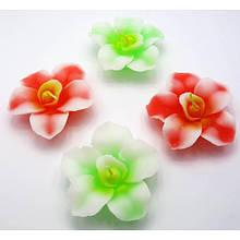 Красивый набор свеч Цветок орхидеи