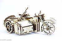 """Экологический конструктор """"BMW R 75"""", уникальная развивающая игрушка"""