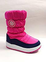 Детская зимняя обувь - дутики для девочек от Jong Golf (Vesnoe), р. 28-33