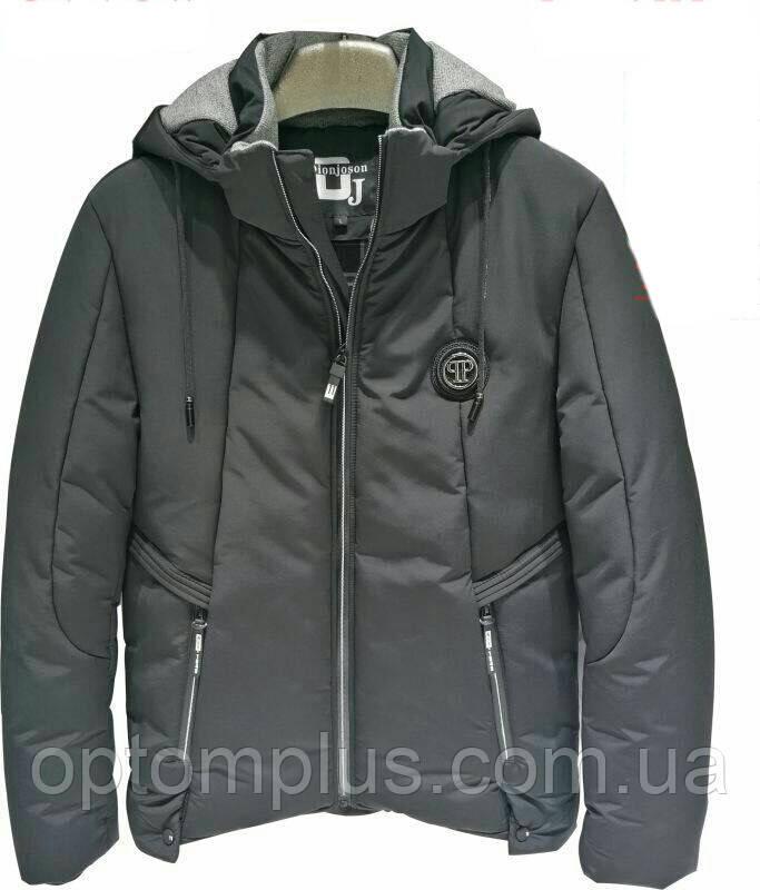 Куртка мужская зимняя на флисе (плащевка,холофайбер) от склада оптом 7 км - Оптом Плюс 7 км в Одессе