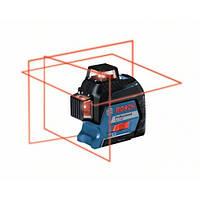 Нивелир (уровень) лазерный Bosch GLL 3-80 Professional + вкладка под L-Boxx