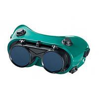 Очки газосварщика с откидными стеклами MTX