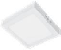 Светильник Евросвет LED-SS-120-6 6Вт 4200К квадрат накладной
