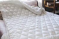 Одеяло Lotus Comfort Wool белое 170*210 двухспального размера