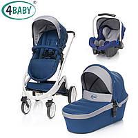 Детская коляска 4 Baby  Cosmo Duo 3в1