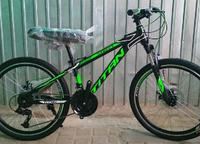 Горный подростковый велосипед Titan Street 24 (2018) DD