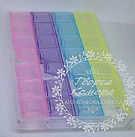 Органайзер цветной на 28 отделений