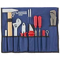 Набор слесаря сантехника в сумке 12 предметов НИЗ