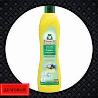 Средство для чистки Frosch Лимон абразивное 500 мл (50713102)